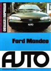 por Ford Mondeo 1993_2000 Obsługa i naprawa