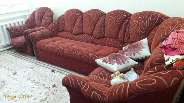 Перетяжка, реставрация, ремонт мягкой мебели и матрасов