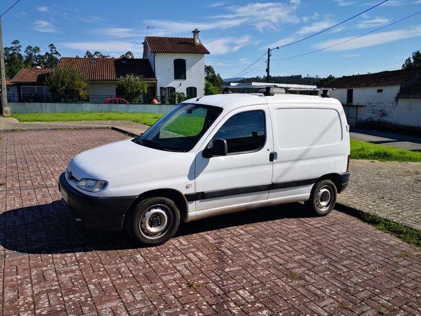 Peugeot Partner - campervan