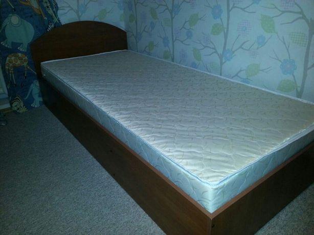 Кровать Односпальная 900x2000 от Производителя! Разные Цвета!