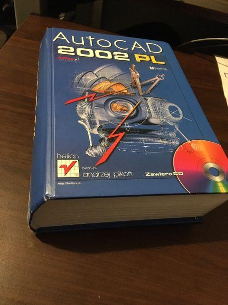 Książka AutoCAD 2002 PL Andrzej Okoń
