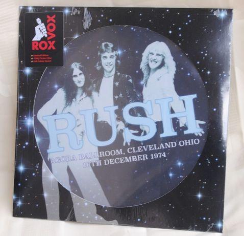 RUSH*Agora Ballroom,Cliveland Ohio 16TH December 1974/LP Picture LPNow