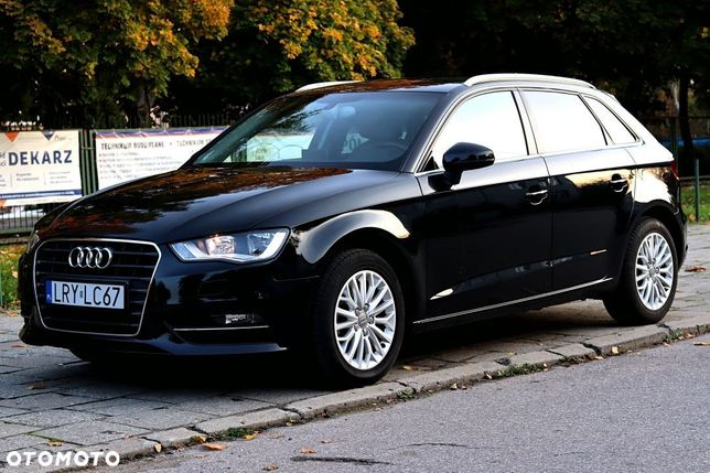 Audi A3 1.6TDI 105KM