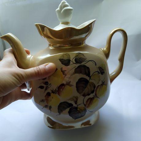 Керамический чайник для кипятка