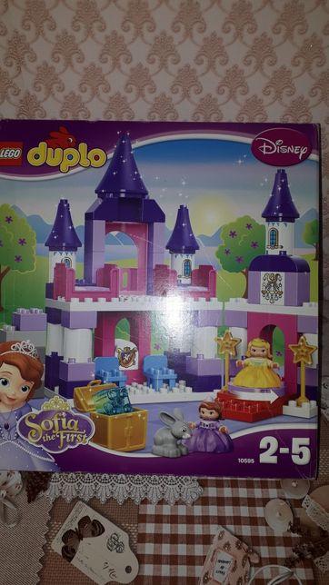 Лего дупло lego duplo 2-5 Замок Софии прекрасной