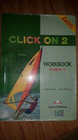 Click on 2 workbook students Evans