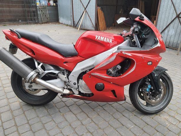 Yamaha yzf 600 Thundercat zarejestrowany transport