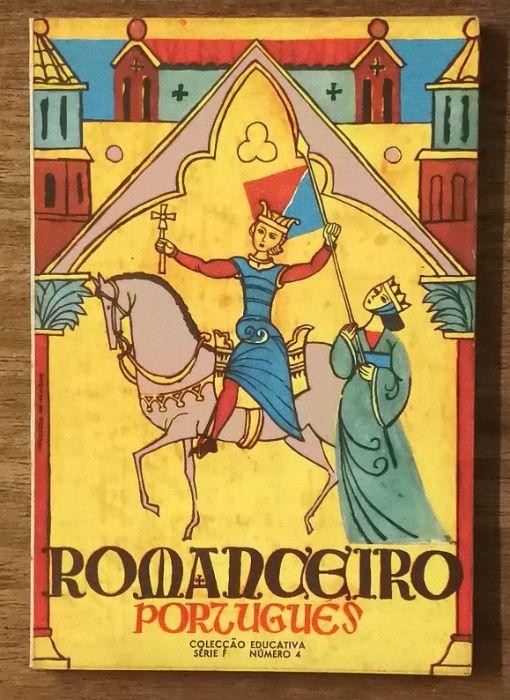 romanceiro português, colecção educativa Estrela - imagem 1