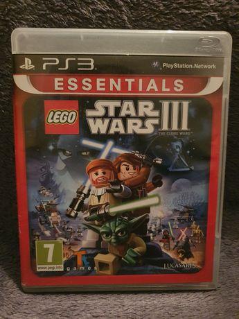 Gra ps3 lego star wars III 3 essentials prezent