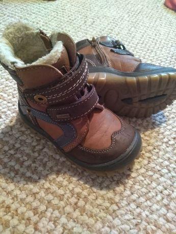 Деми ботинки lasocki, 21р, кожа