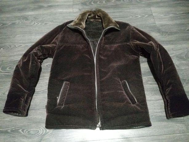зимова куртка чоловіча, дублянка 4xl