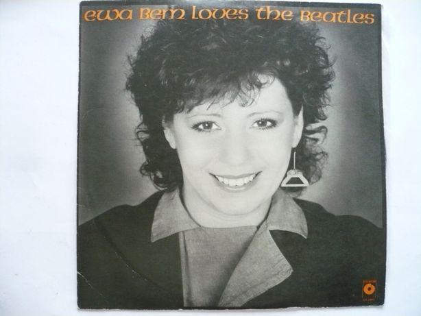 "Ewa Bem ""Ewa Bem loves the Beatles"", płyta winylowa, Muza 1984"