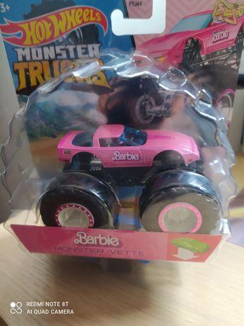 Hot wheels monster truck barbie treasure hunt