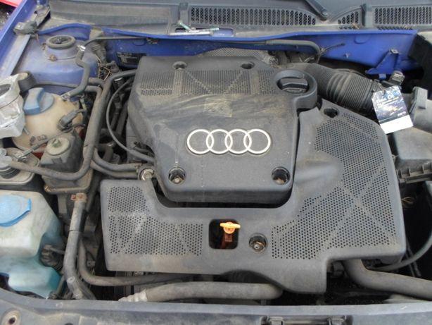 Audi A3 1.6 benzyna , 1998 rok - silnik AEH goły słupek