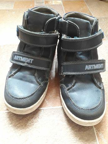Демисезонные ботинки Bi&Ki на мальчика 32 размер