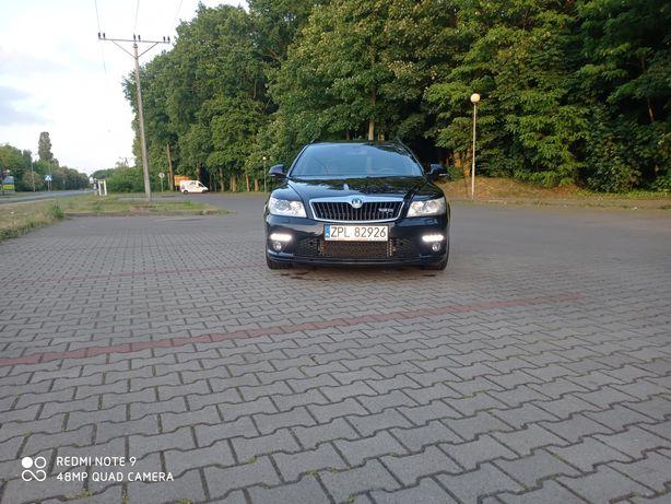 Skoda Octavia RS 2.0TDI super stan
