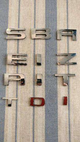 Letras Seat
