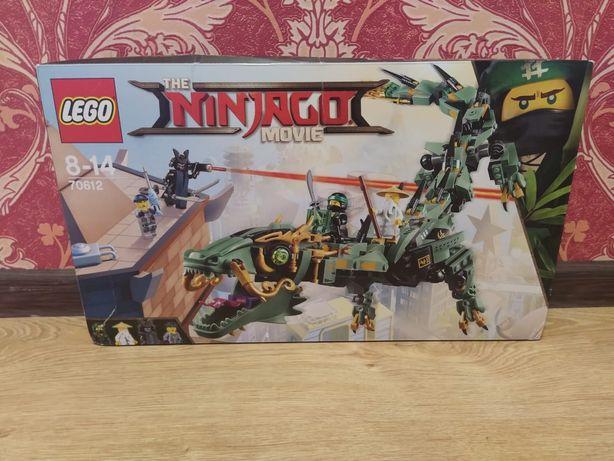 """LEGO Ninjago """"Механический дракон зелёного ниндзя"""" (70612) оригинал"""