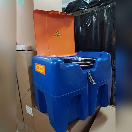 Magazynowanie Adblue w zbiornikach Cemo