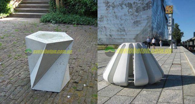Изготовление бетонных изделий из на заказ по эскизам и чертежам, жби.