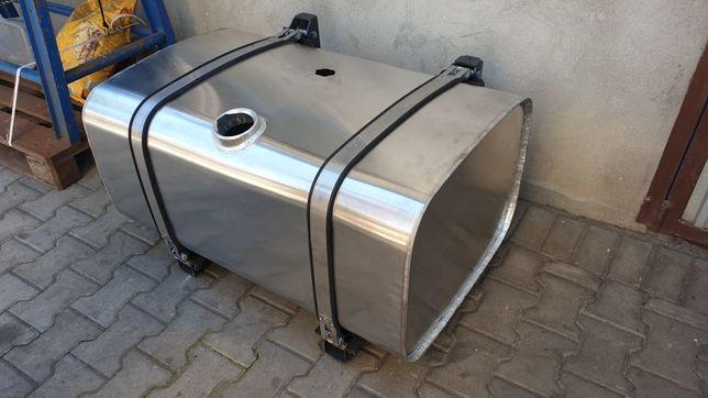 Zbiornik paliwa man tgl 300 l z łapami