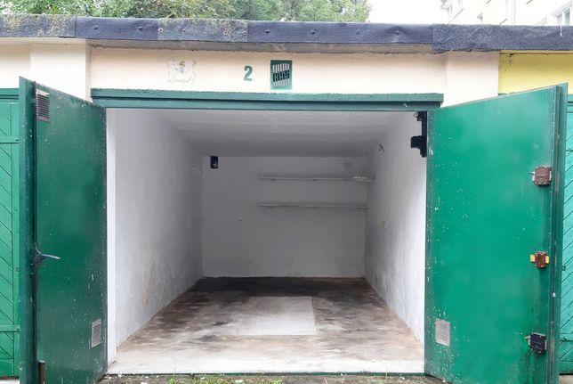 Garaż murowany 15m2, ul. Brzozowskiego 16, Łódź Górna/Rokicie