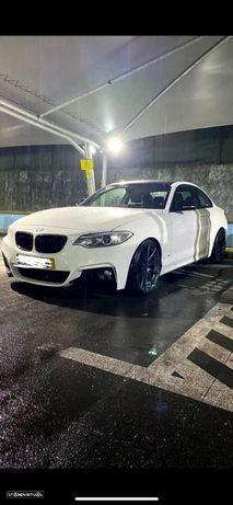 BMW 220 d xDrive Pack M Auto
