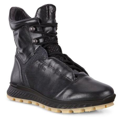 Мембранные кожаные ботинки экко Ecco Exostrike оригинал р.40,41 Новые