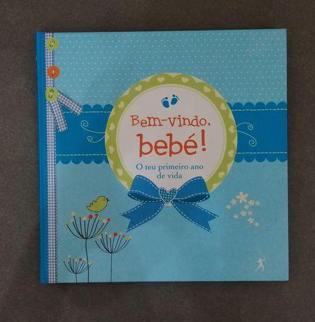 Livro do 1 ano do bebé