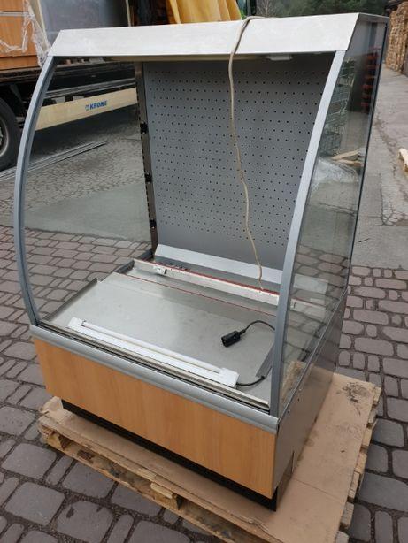Lada / Witryna chłodnicza C1 Juka Tiramisu - otwarta