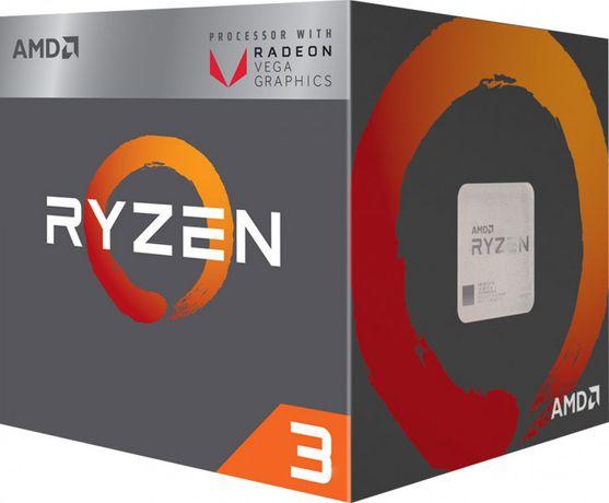 Процесор AMD Ryzen 3 2200G