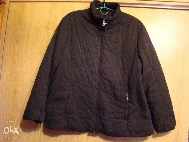 Куртка чорна осінь- весна