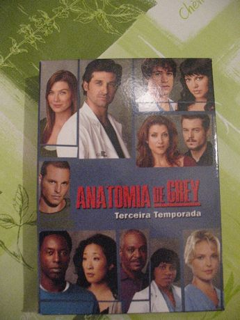 Anatomia de Grey terceira temporada