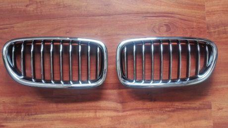 Kratka ozdobna grill do BMW 5