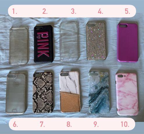Vendo capas iphone 8 plus