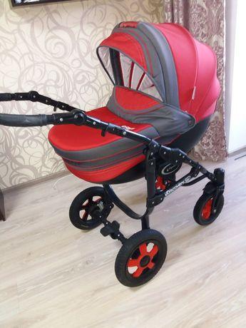 Продам детскую универсальную коляску 2в1 Angelina Discovery