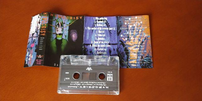 HYPOCRISY - ABDUCTED kaseta magnetofonowa