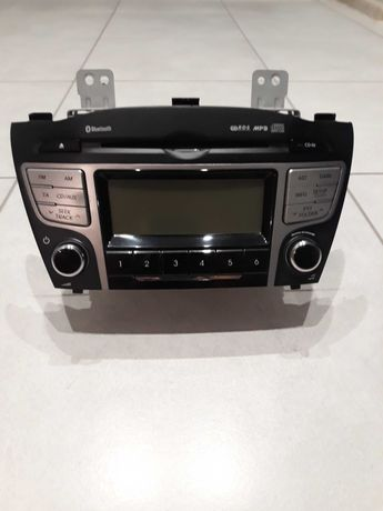 Oryginalne radio do Hyundai iX 35