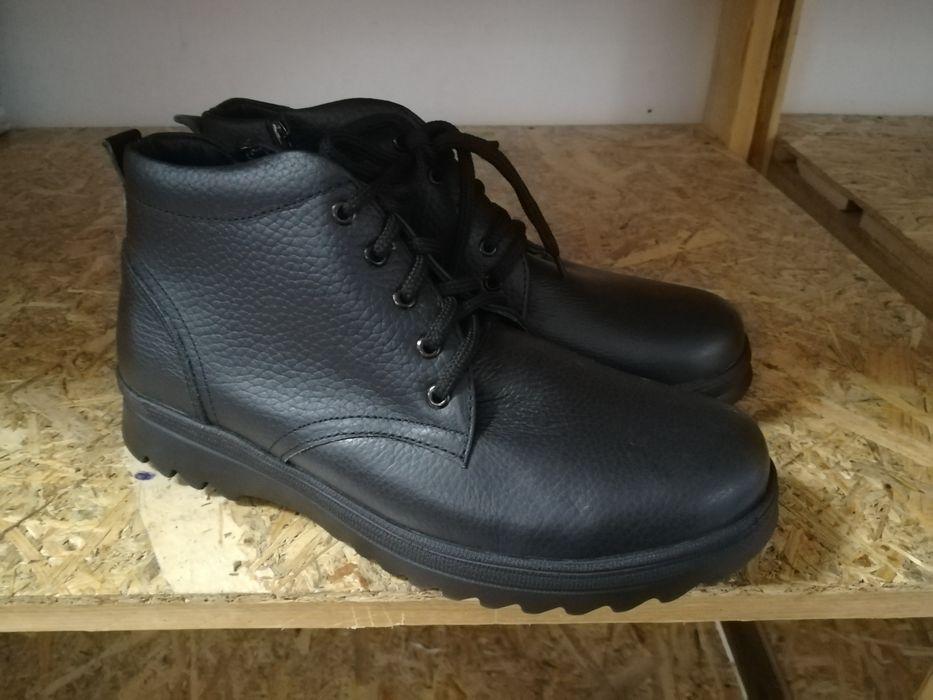 Зимові черевики, утеплені міхом. Ивано-Франковск - изображение 1