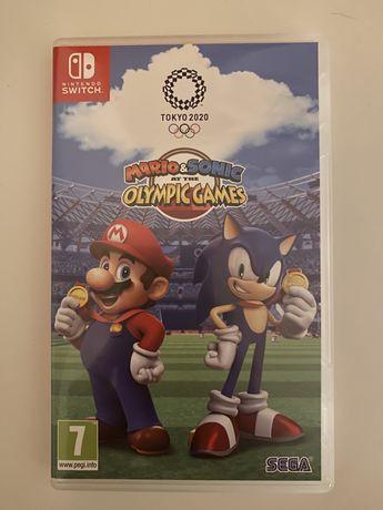Mario e Sonic Jogos Olimpicos