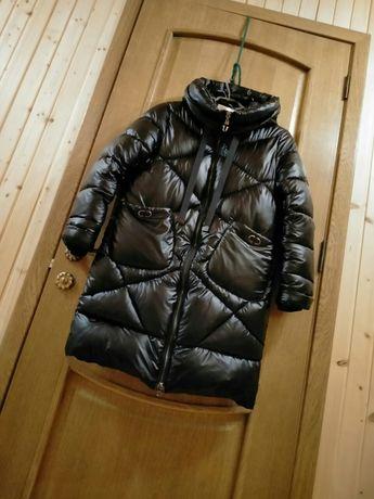 куртка тепла зимова