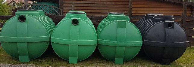 Zbiornik podziemny na szambo deszczówkę 2000 l gruby solidny