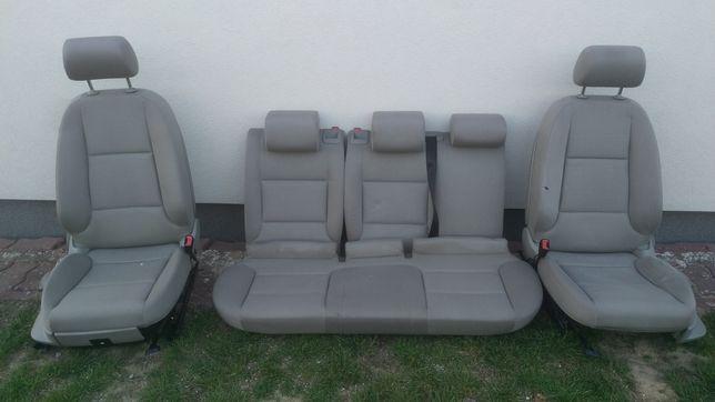 Siedzenia,fotele Audi  A3 8p Sportback