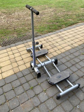 Maszyna Do ćwiczenia nog ud posladków