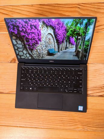 Dell XPS 13 (Intel i5 / RAM 8Gb / SSD 256Gb / батарея 14 часов)