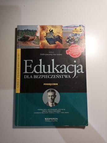 Edukacja dla bezpieczeństwa, podręcznik, operon