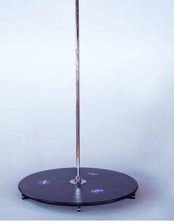 Rura do pole dance X-pole x-stage III lite