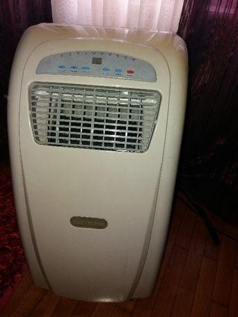 Ar condicionado portátil - quente, frio e desumificador