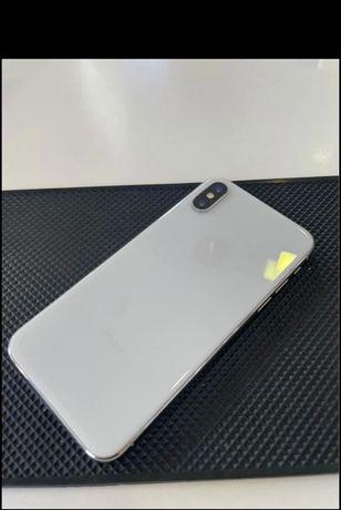 Vendo ou troco iPhone X branco como novo