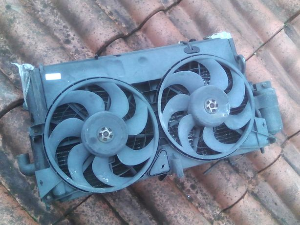 Vectra B 1.7TD Radiador AC ventilador (completo)